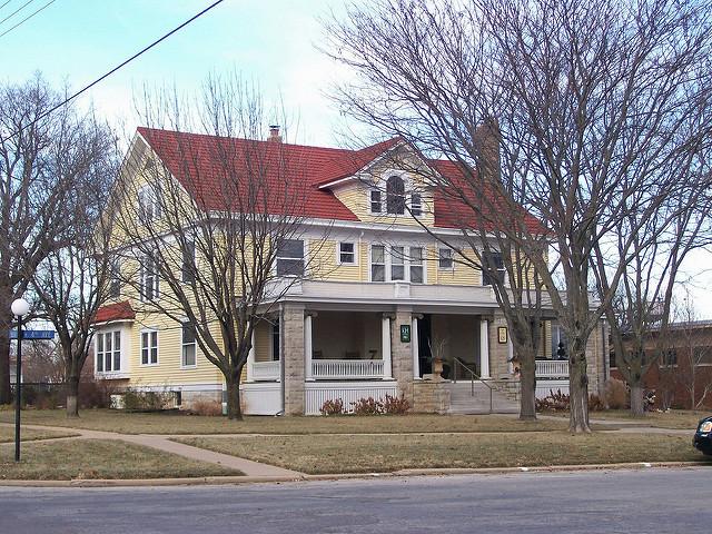 The Kirk House
