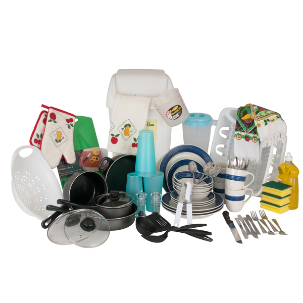 kitchen kits renovating a complete ready to ship or customized outfit any facility deluxe kit