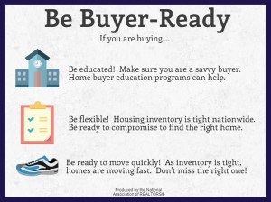 be ready for a buyer when using the best realtor