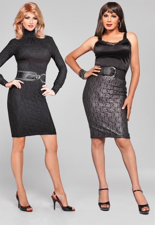 Suddenly FemTM Designs firstever Designer Jacket and Coordinate Line for the Crossdressing