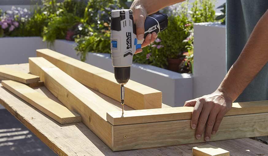 Diy Pour Fabriquer Un Claustra En Bois Brise Vue Pour Jardin Ou Balcon 18h39