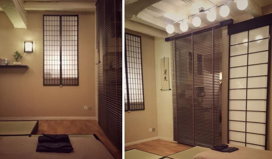 Louer une chambre japonaise  Nantes  Elle a adopt le style japonais
