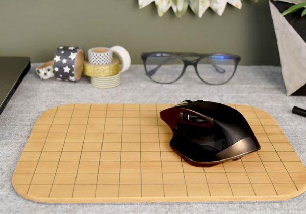 un tapis de souris design pour un deco