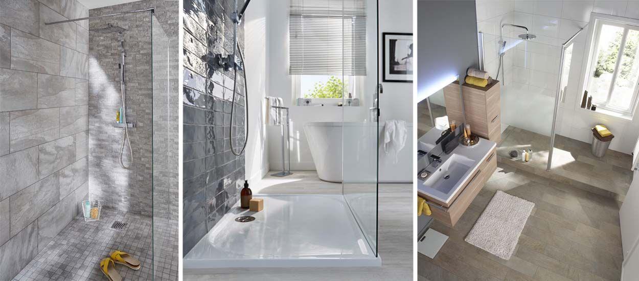 Rnover une salle de bains avec une douche  l italienne mode d emploi