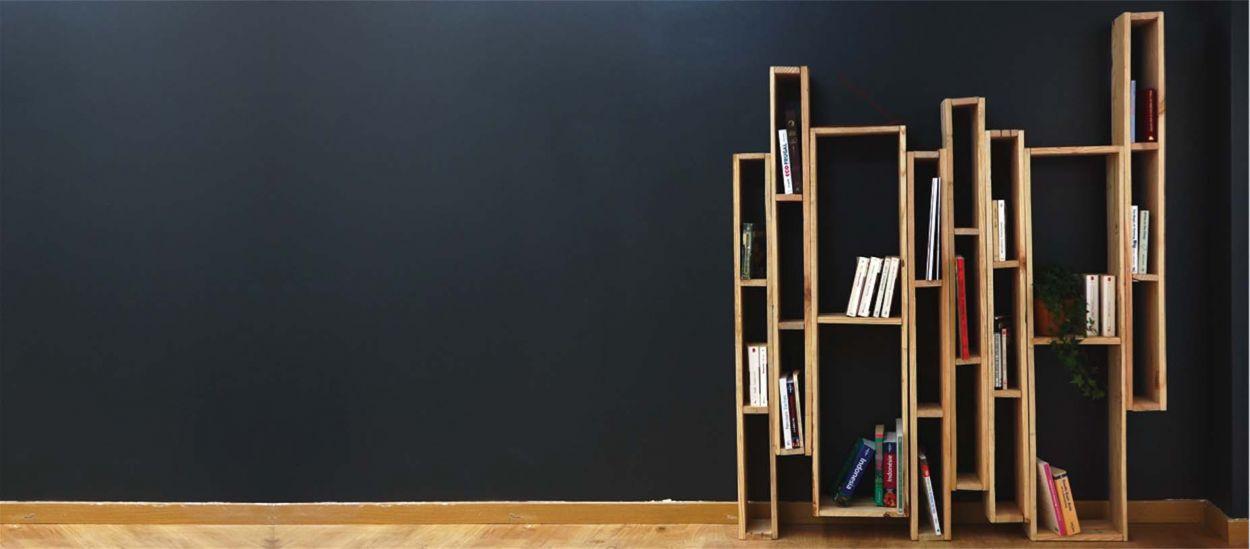 Meuble En Palette DIY Pour Fabriquer Une Bibliothque