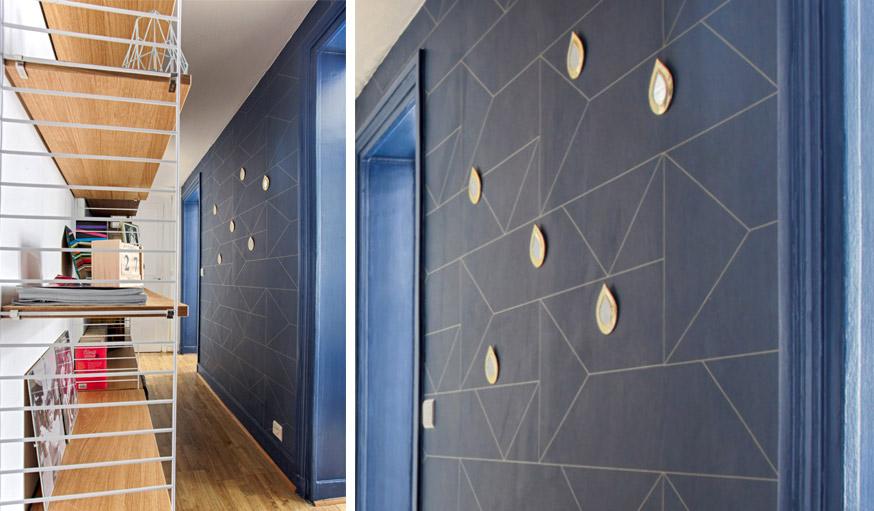 Mlanger papier peint avec la peinture de vos murs  les conseils de notre spcialiste  18h39fr