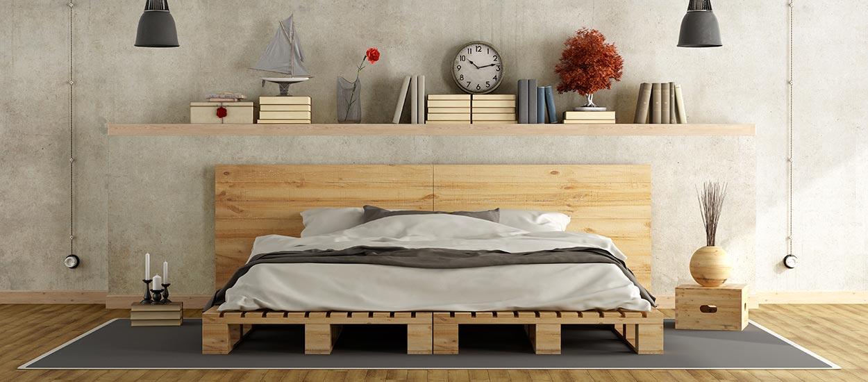 Vernir teindre ou patiner  lart de la finition des meubles en palette en bois