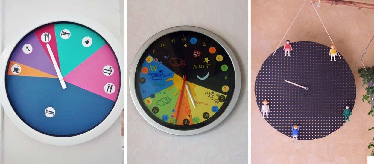 Des Horloges De Routine Pour Se Reprer Dans Le Temps