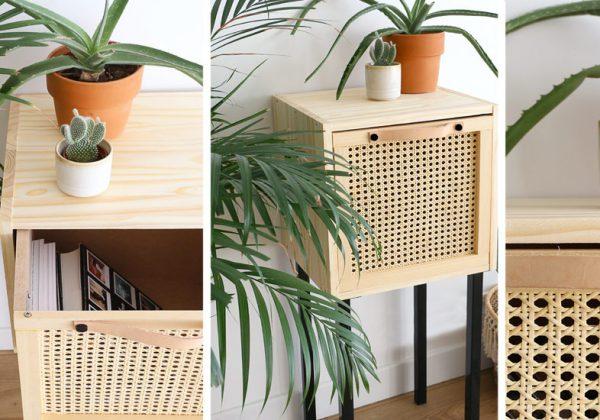 fabriquez un petit meuble de rangement