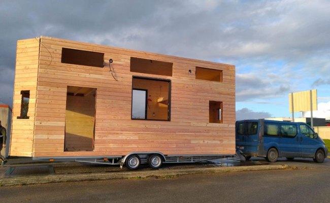 Construire Sa Tiny House Toute Seule Le Pari Réussi De