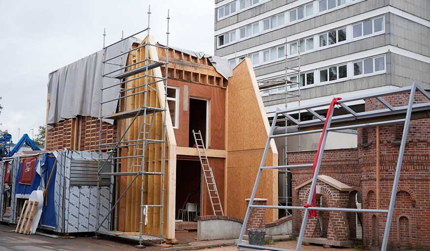 Habiter 2030 : ces étudiants français ont réhabilité une maison 1930 en habitat écolo