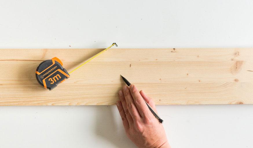 construire des tiroirs coulissants