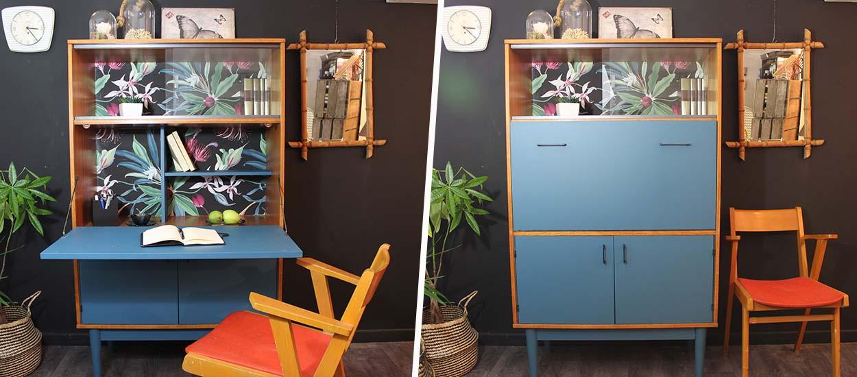 comment relooker un meuble vintage