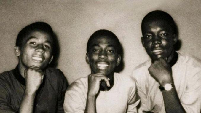 The original Wailers.