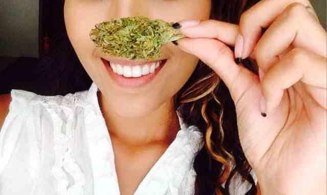 Weed girl