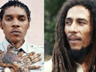 Bob Marley and Vybz Kartel