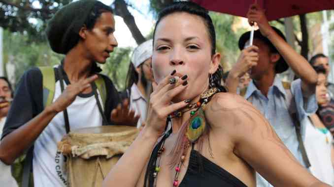 Women and weed