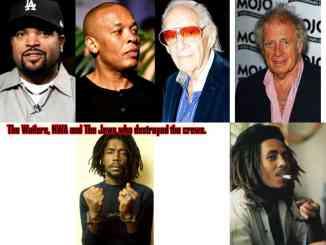 The Wailers and NWA