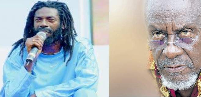 Buju Banton and PJ Patterson