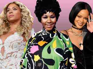 Beyonce, Aretha Franklin, Rihanna