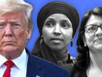 Donald Trump succeeds in getting Muslim congresswomen ban from Israel
