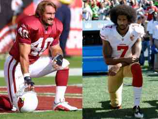 Pat Tillman and Colin Kaepernick