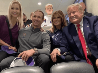 Drew Brees, Donald Trump and their concubines