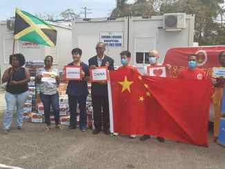 Chinese businesses taking over Jamaica