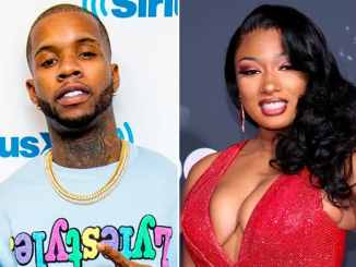 Tory Lanez and Megan Thee Stallion