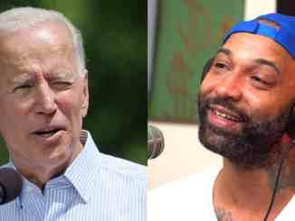Joe Biden and Joe Budden