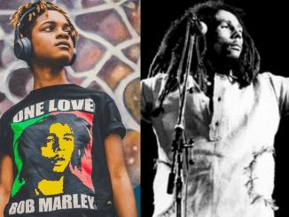 Koffee and Bob Marley