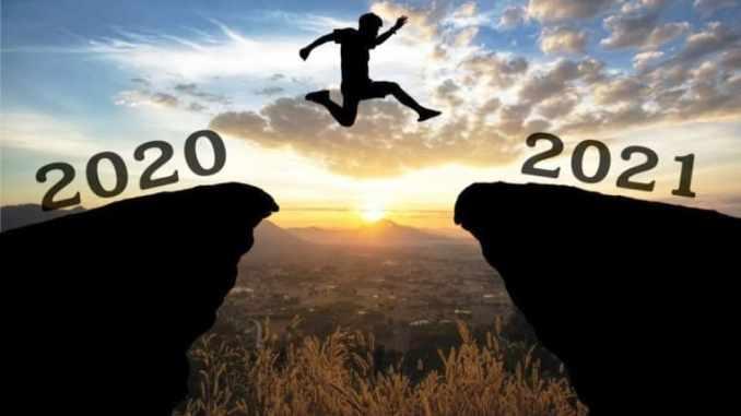 Good Riddance 2020. Happy New Year 2021