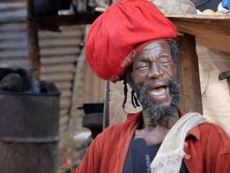 Buju Banton disguised to look older in order to get covid vaccine