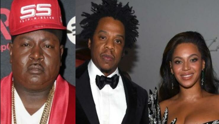 Trick Daddy, Jay Z and Beyonce