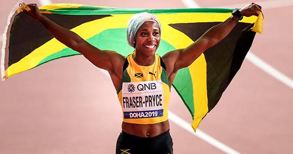Shelly Ann Fraser-Pryce