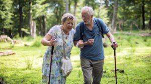 Helga (Marie-Luise Marjan) und ihr Ex-Mann Hans (Joachim Luger): Was ist ihnen zugestoßen?
