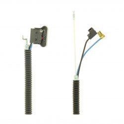 Câble accélérateur et câble de gaz de débroussailleuse et