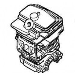 Cylindre piston Stihl MS 231, MS 231 CBE, MS 231 CBEQ