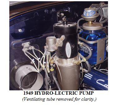 Packard Wiring Diagram Hydro Lectrics 1949 Cadillac