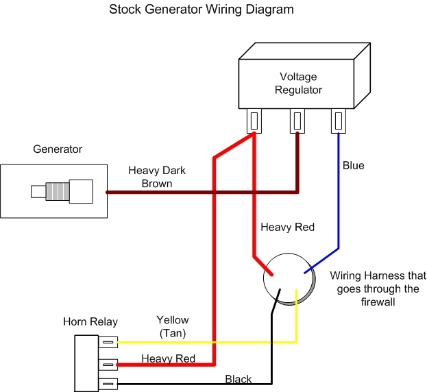 Chev_Gen_Sch wiring diagram for club car golf cart the wiring diagram club car voltage regulator wiring diagram at et-consult.org