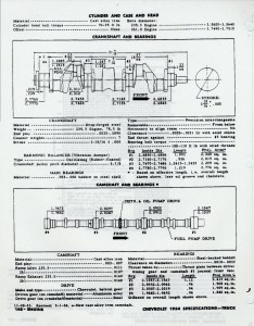 chevrolet automobile ac oil filter diagram engine specs page also chevy truck documents rh advance design