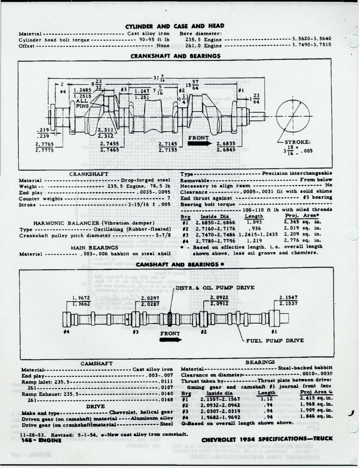 hight resolution of 235 chevy engine wiring diagram wiring library53 chevrolet automobile ac oil filter diagram engine