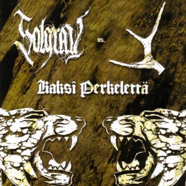 Solgrav / F—Kaksî Perkelettä (2006)