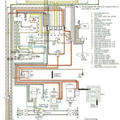 2000 Vw Beetle Headlight Wiring Diagram 2001 Parts Data 1966