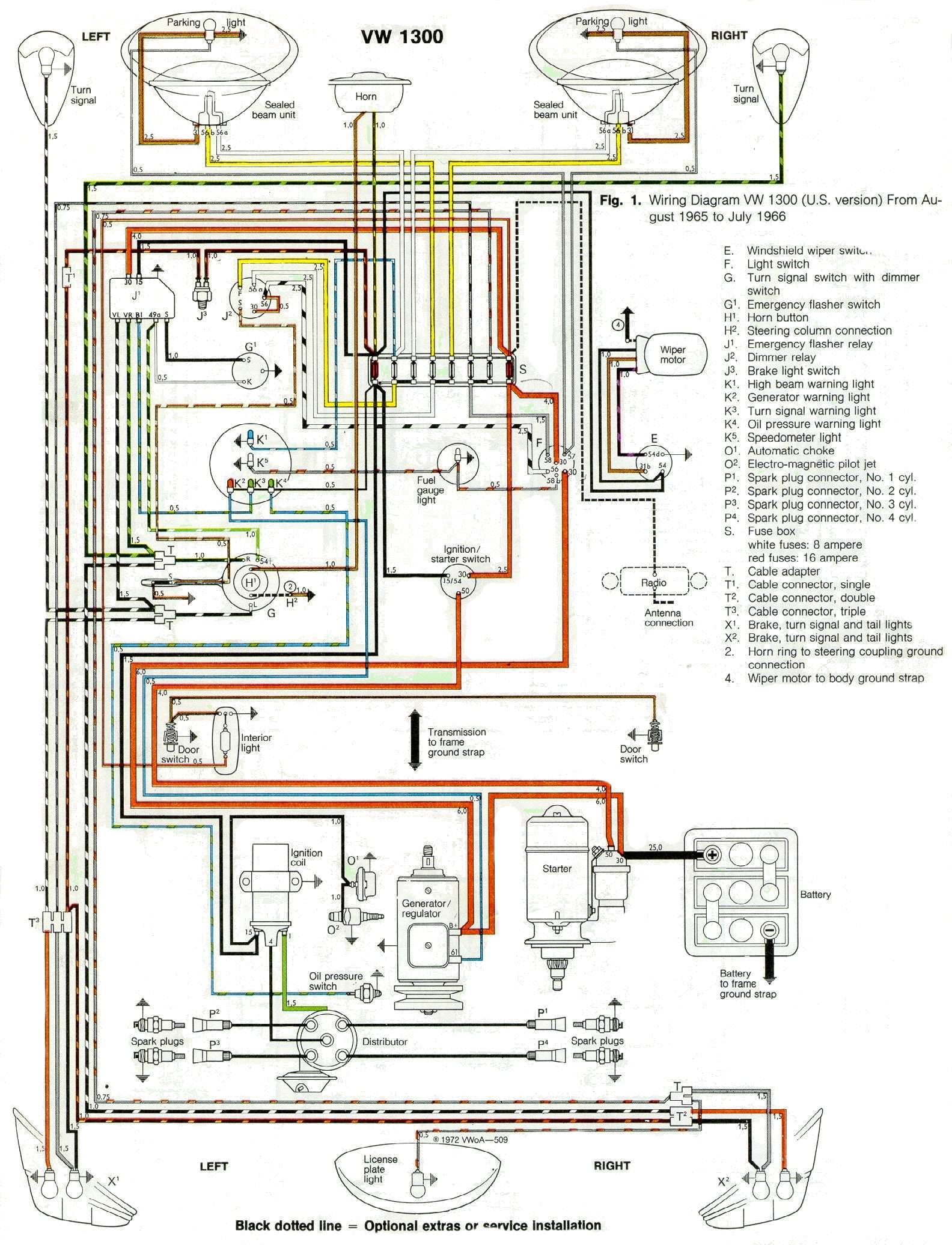 hight resolution of 1966 wiring diagram vw beetle wiring diagram 1970 vw beetle wiring diagram