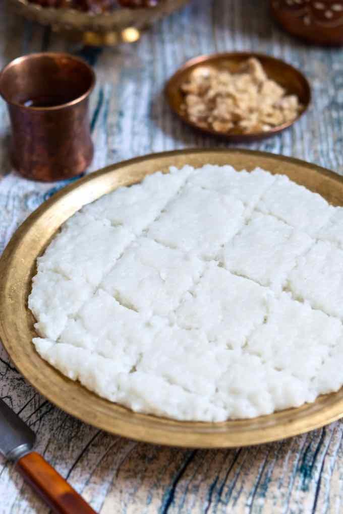 Kiribath Traditional Sri Lankan Recipe 196 Flavors