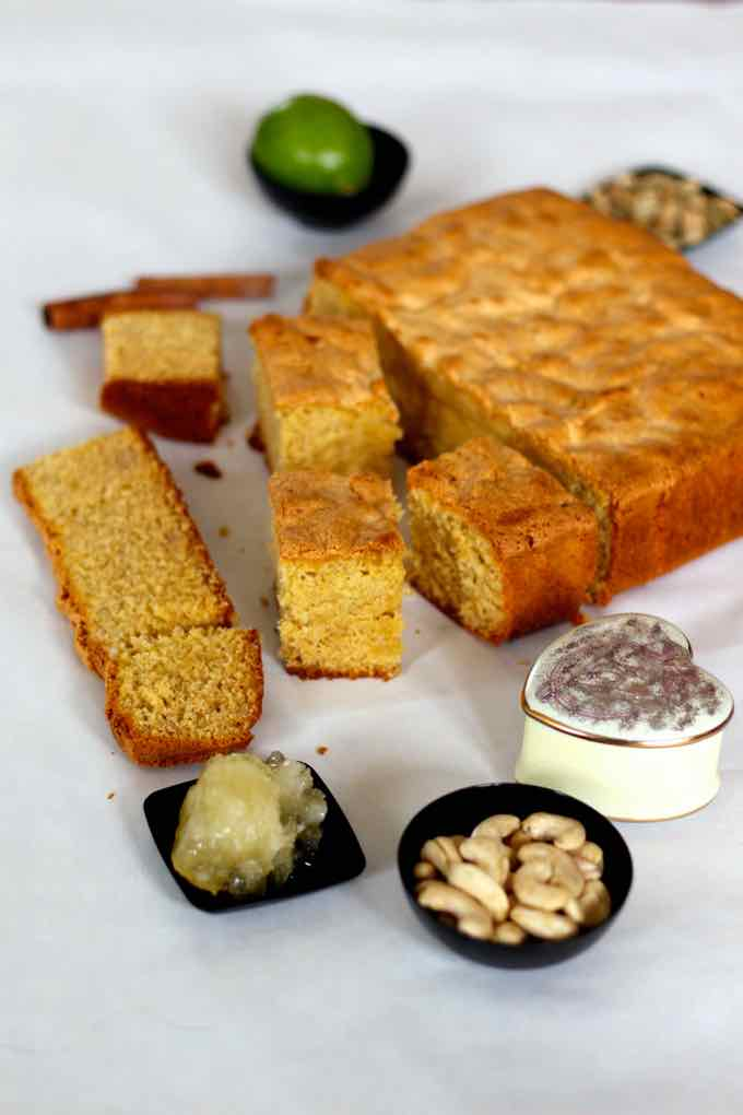 Love Cake Traditional Sri Lankan Cake Recipe 196 Flavors