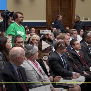 Drew asks Dems to walk the talk by firing Pruitt