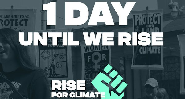 one day until we rise