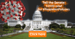 Tell the Senate: Bail out people, not polluters,
